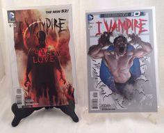2 Lot DC Comics Magazine New 52 I Vampire Rated T Teen 0 9 2012 VF | eBay