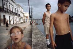 Alex Webb CUBA. Matanzas. 2007.