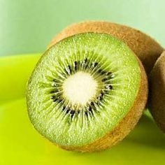 Kiwifruit for Your Bones    Eating kiwifruit will not only help maintain clear skin, it will also promote healthy bones. Lisa Drayer, MA, RD, author of The Beauty Diet, says one cup peeled kiwifruit contains more vitamin C than the equivalent amount of oranges. Plus, it neutralizes free radicals that could lead to things like cancer and heart disease.