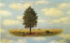 Rene Magritte, Territory, 1957