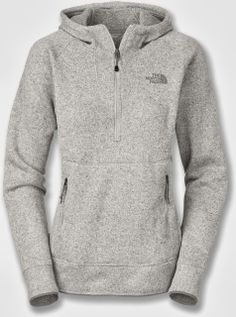 I want dis. North face women's crescent sunshine hoodie fashion.