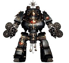 Black Legion - Warhammer Wiki - Space Marines, Chaos, planets, and more - Wikia Chaos Dreadnought, Space Marine Dreadnought, Warhammer 40k Rpg, Warhammer Models, Chaos Daemons, Sons Of Horus, The Horus Heresy, Knight Art, Geek Art