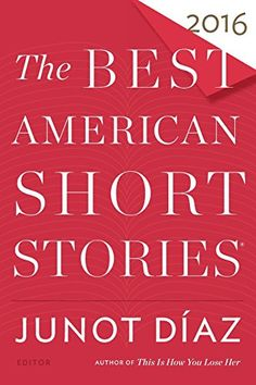 The Best American Short Stories 2016 Mariner Books