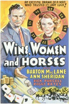 Wine, Women and Horses (1937)