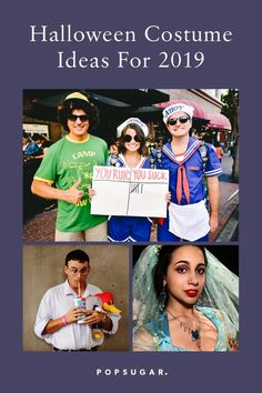 50 Creative 2019 Halloween Costume Ideas That'll Cast a Spell on You Shop Goodwill for all things #Halloween! www.goodwillvalleys.com/halloween Ghost Costumes, Cheap Halloween Costumes, Pop Culture Halloween Costume, Halloween Costumes For Girls, Cool Costumes, Costumes For Women, Vintage Halloween, Halloween Diy, Costume Ideas