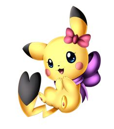 Chibi Pika by pridark on DeviantArt Cute Pokemon Wallpaper, Cute Disney Wallpaper, Cute Anime Wallpaper, Cute Cartoon Wallpapers, Animes Wallpapers, Pikachu Drawing, Pikachu Art, Pikachu Chibi, Cute Pokemon Pictures