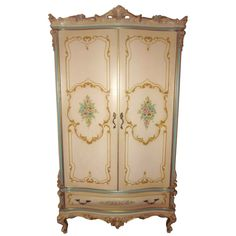 Venetian Armoire from the 1950's...