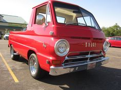 Dodge A-100 Ram Trucks, Dodge Trucks, Jeep Truck, Cool Trucks, Pickup Trucks, Vintage Vans, Vintage Race Car, Classic Trucks, Classic Cars