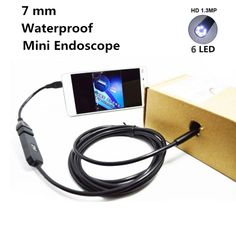 >> Click to Buy << 7mm lens inspection Pipe 1M Cable Endoscope For Android Phone With OTG IP67 Waterproof with Small Hook Micro USB Camera #Affiliate