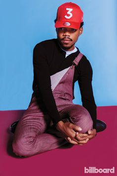 Chance the Rapper photographed Sept.22 at Essanay Studios in Chicago.
