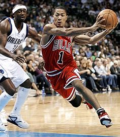 derrick rose - High hopes.  But now, hope his carreer isn't over.