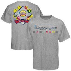 New Item - NCAA 2012 Women s Softball College World Series 8 Team T-Shirt - 608ed0a9c9