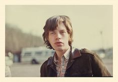 """Lauren White unveiled """"Found,"""" a set of never before exhibited photos of the early Rolling Stones on a road trip in the U.S. back in 1965."""