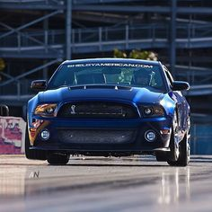 We have takeoff - 1,000HP Ford Mustang Shelby