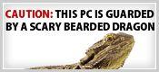 Bearded Dragon Badge