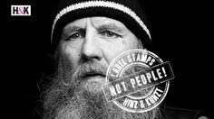 Hinz und Kunzt Stamp up for the Homeless