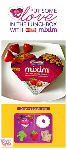 Lunch Box LOVE #weePLAN #MIXIMLOVE