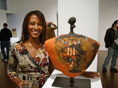 Etiye Poulson ceramic sculpture