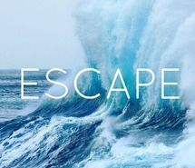 Inspiring picture blue, escape, free, ocean. Resolution: 500x732 px. Find the picture to your taste!