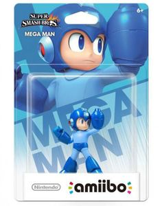 Nintendo Super Smash Bros Wii U Mega Man Amiibo (US Version)  #Nintendo
