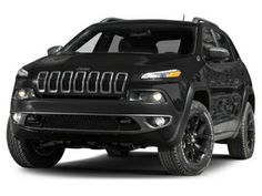 Awesome looking #Jeep! 2014 Cherokee  #Trailhawk