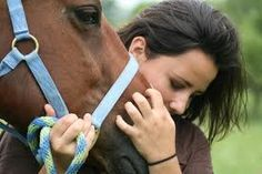 Using Equine Assisted Therapy to Assist With Eating Disorder Recovery #equine #therapy #animals