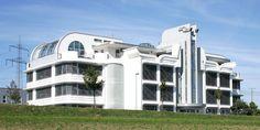 Edmund Weis GmbH, Architekt Frank Lehmann