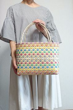 Crochet Cord, Lace Bag, Minne, Weaving, Shoulder Bag, Band, Crafts, Leather Bags, Baskets