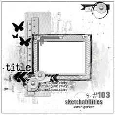 sketchabilities: Sketch Reveal #103-Design Team Reveal