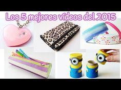 Los 5 mejores vídeos del 2015 de Innova Manualidades - YouTube