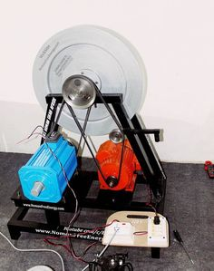 motionless electricity generator replications