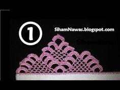 تعلمي زواقة خفيفة و في نفس الوقت هائلة |Randa|Crochet|أم سعد عبد الله - YouTube