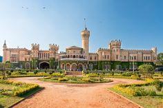 Bangalore Leela Palace.