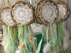 Dreamcatcher wedding favor