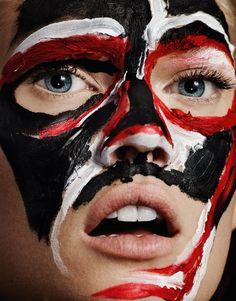 Toni GARRN for TUSH Magazine #36 01/2015 by Hunter & Gatti Styling: Brandon Maxwell http://tushmagazine.com/article/toni