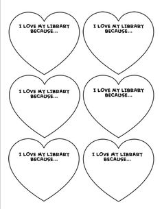 Image result for i love my library because