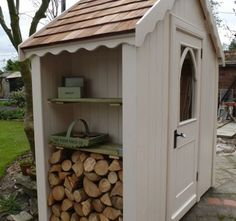 Range - The Posh Shed Company Insulated and lined. Will do bespoke - probs £5-6K for what we want.
