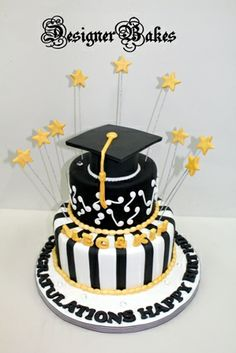 Mascot Graduation Cake Party Ideas Pinterest Cake ...
