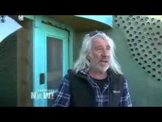 """Mike Reynolds, Architect -- Natural and Recycled building - """"Earthships on Democracy Now!"""" - YouTube"""