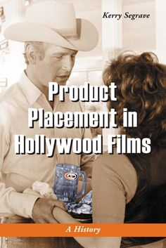 Product placement in Hollywood films is a way to advertise different forms of products and/or media in a setting that typically shows the product favorably.