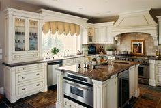 modern kitchen design ideas kitchen flooring design ideas small galley kitchen design ideas #Kitchen