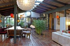 Cliff May, California Ranch, Oakmont Residence, CA