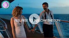 """Descubre el nuevo anuncio de TV de Norwegian Cruise Line que presenta su sorprendente campaña """"Feel Free"""" con grandes promociones al reservar."""