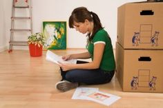 Moving Costs can Pile Up, So be Financially Prepared Before Moving On - You just bought your first house and are excited about moving in.
