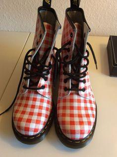 Doc Martens Schnürstiefel, Dr. Martens Docs Damenschuhe Stiefel Boots Gr.38 Neuw