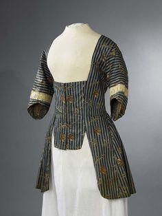 1750 - 1774 cotton, linen