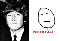 John Lennon (Beatles meme Tumblr)