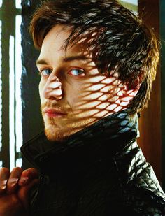 James Mcavoy  Oh, to be English and such a lovey!