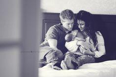 lovely breastfeeding photo