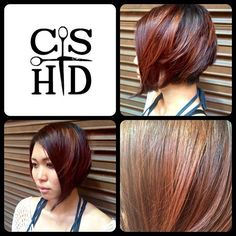 Coloring technique used was Flamboyage. The modern way of hair coloring by @Alycia Davies cut/color by Christina Sanchez https://www.facebook.com/ChristinaSanchezHairDesign cut/color by Christina @Alycia Davies